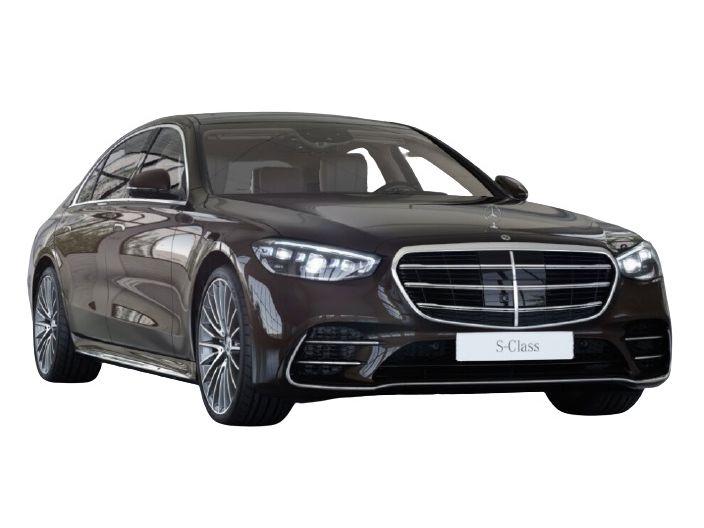NEW MY 2021 Mercedes-Benz S 400 d 4MATIC Limousine lang