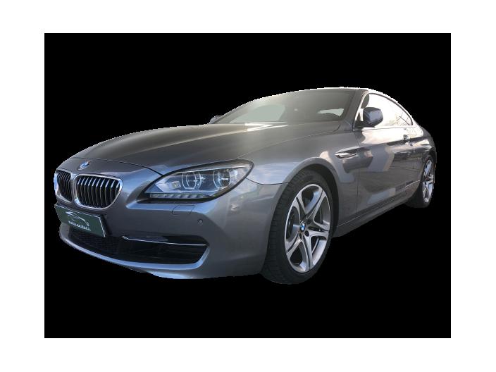 BMW 640d Coupé