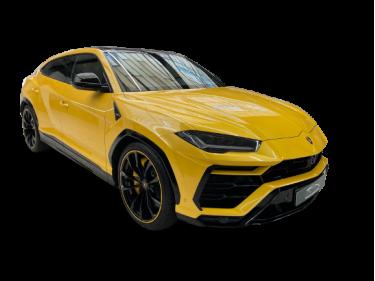Lamborghini Urus Capsule...
