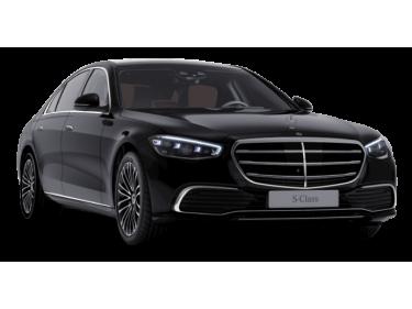 Mercedes-Benz S 580 e...
