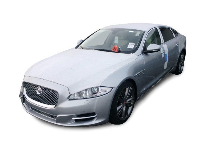 Jaguar XJ 5.0 V8 S/C LWB Supersport