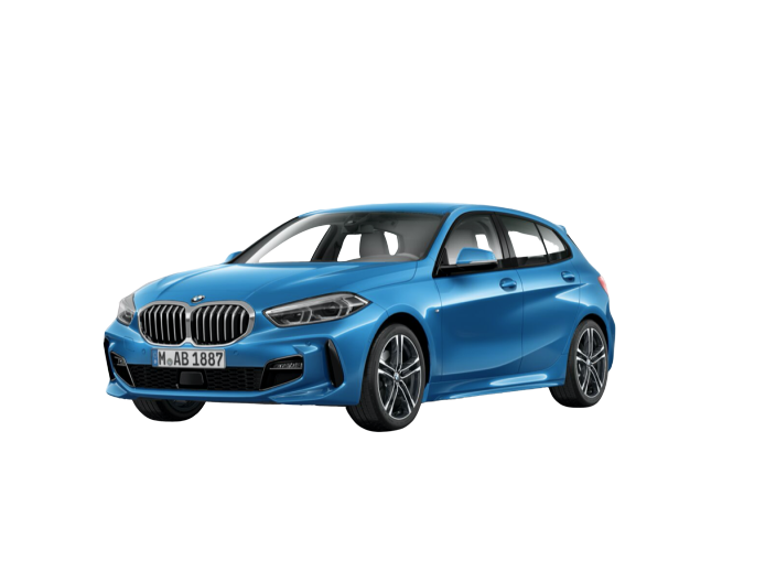 BMW 120d xDrive Hatch Model M Sport