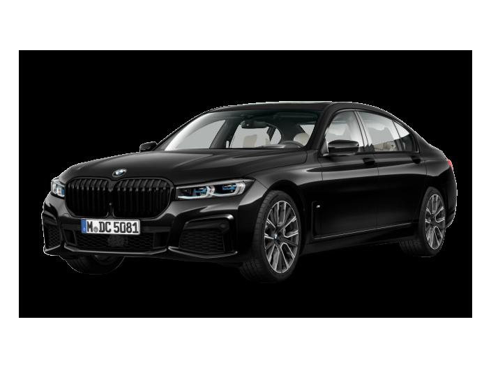 BMW 740Ld xDrive Limousine