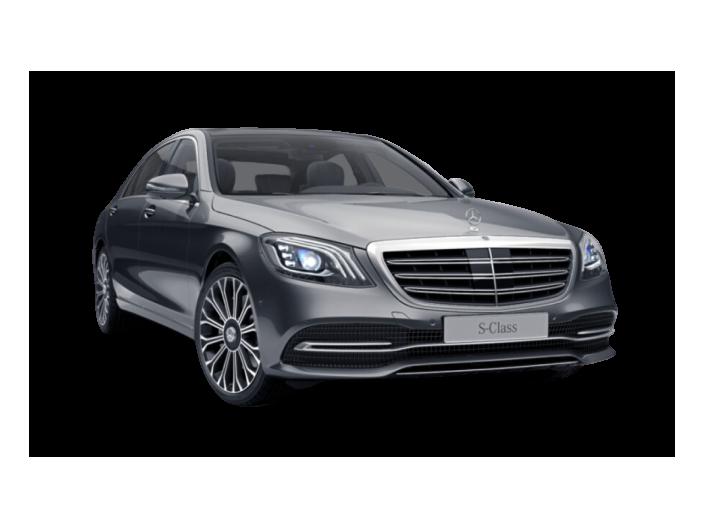 Mercedes-Benz S 400 d 4MATIC Limousine lang