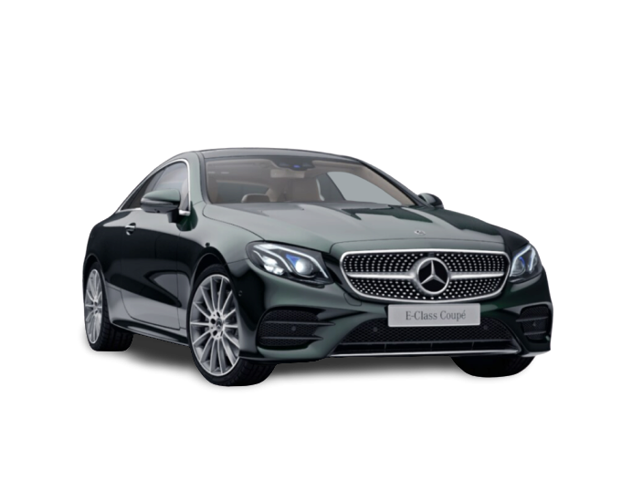 Mercedes-Benz E 400 d 4MATIC Coupé